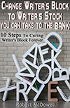Change Writers Block to Stock E-Book Cover