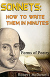 Sonnets How to Write Them in Minutes E-Book Cover