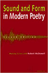 Sound and Form in Modern Poetry Book Cover